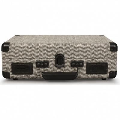 Ретро-проигрыватель Crosley Cruiser Deluxe Herringbone, CR8005D-HB